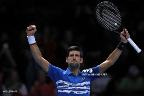 Novak Djokovic Pesimistis Piala ATP Bakal Terselenggara