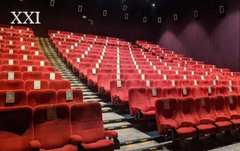 Daftar 16 Bioskop XXI yang Sudah Buka di Jakarta