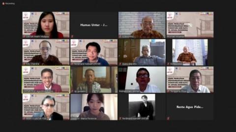 Untar Berpartisipasi dalam Trade Expo Indonesia Virtual Exhibition ke-35