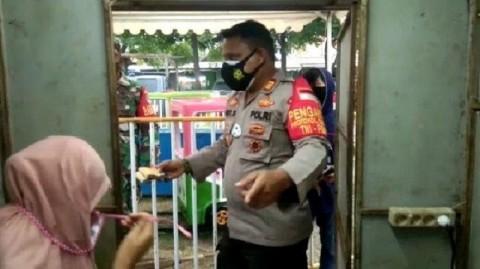 Pengelola Pasar Malam di Tangerang Dikenai Wajib Lapor