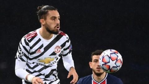 Manchester United Sambut Baik Kabar Alex Telles Negatif Covid-19