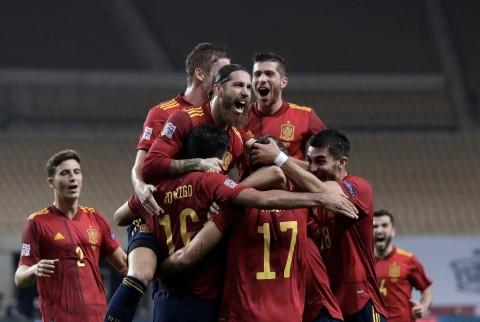 UEFA Nations League: Ferran Torres Bantu Spanyol Hancurkan Jerman