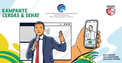 Kampanye Pemilihan Serentak 2020 via Digital