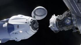 Pakai Roket SpaceX, Empat Astronaut NASA Tiba di Stasiun Luar Angkasa