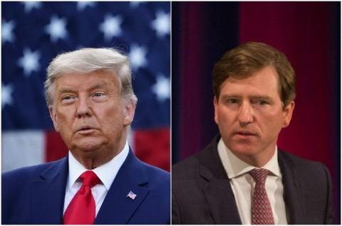 Trump Pecat Ketua Siber yang Sebut Pemilu AS Berjalan Mulus