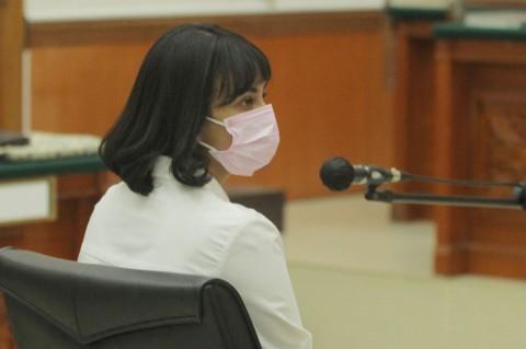 Vanessa Angel Menyerahkan Diri untuk Jalani Hukuman Kasus Narkoba