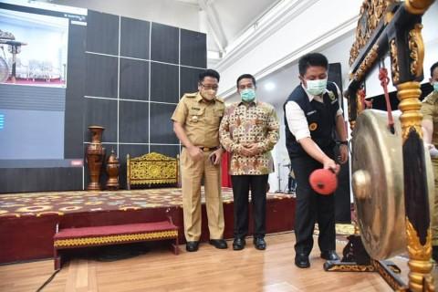Herman Deru Buka Gubernur Sumsel Super Series Badminton 2020