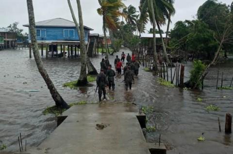 Badai Iota Tewaskan 8 Orang di Amerika Tengah