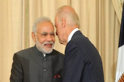 Biden dan Modi Bertekad Perkuat Hubungan AS-India