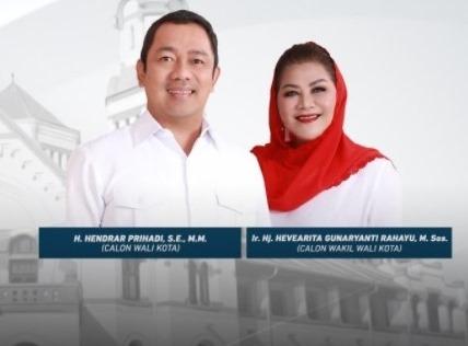 Hendrar Prihadi Pamerkan 5 Visi Membangun Kota Semarang
