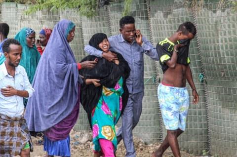 Ledakan Dekat Akademi Polisi Somalia Tewaskan 5 Orang