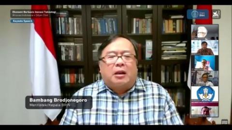 Menristek: Jumlah Peneliti di Indonesia Kalah dari Vietnam