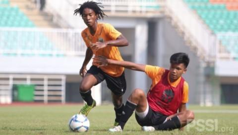 Timnas U-16 Terus Mengasah Organisasi Bertahan