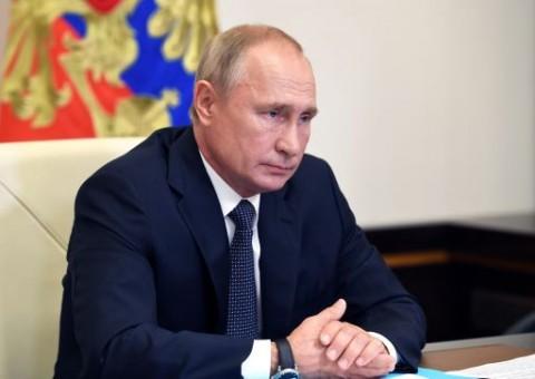 Parlemen Rusia Sahkan RUU Kekebalan Hukum Buat Putin