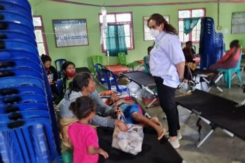 Ratusan Anak di Timor Tengah Selatan NTT Keracunan