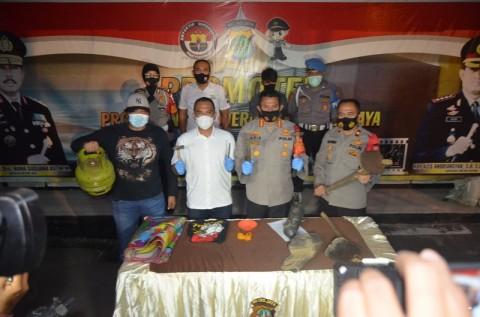 Temuan Tulang di Sawangan, Pelaku Pembunuhan Adik Sendiri