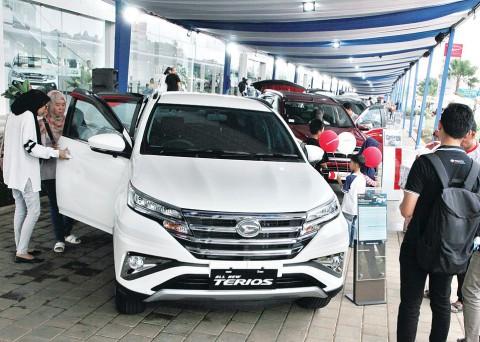 Dihantui Pandemi, Daihatsu Masih Bisa Penuhi Target