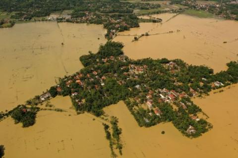 Sudah Tiga Hari Cilacap Terendam Banjir