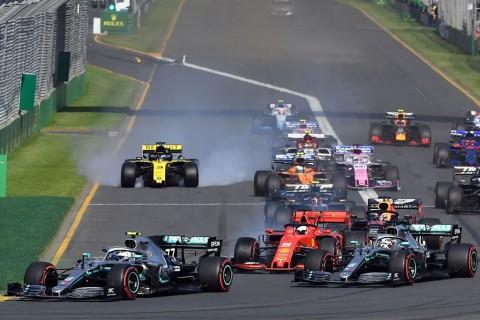 Ambisi F1 Menggelar 24 Balapan dalam Satu Musim