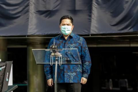 Erick Thohir: Pandemi Covid-19 Percepat Transformasi Perusahaan BUMN