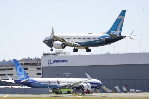 Tiongkok Tetap Larang Boeing 737 MAX untuk Beroperasi