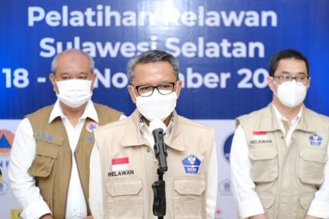 1.000 Relawan Covid-19 Dilatih Jadi Agen di Makassar