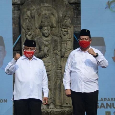 Paslon SanDi Akan Realisasikan Program Makpon di Malang