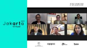 OPPO Art Jakarta Virtual 2020 Bangkitkan Optimisme Seniman