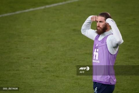 Madrid Bakal Hadapi Villarreal dan Inter Tanpa Sergio Ramos