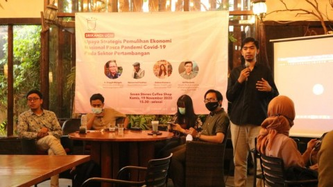 Srikandi UGM Buka Dialog Terkait Pemulihan Ekonomi Pascapandemi