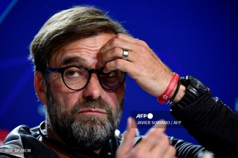Juergen Klopp tidak Menyesali Badai Cedera Liverpool