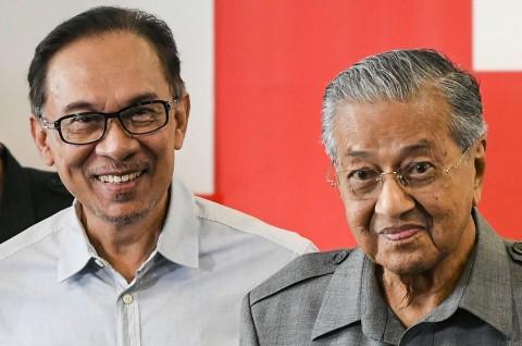 Mahathir Sebut Anwar Tak Bisa Jadi PM, Dengan atau Tanpa Dirinya