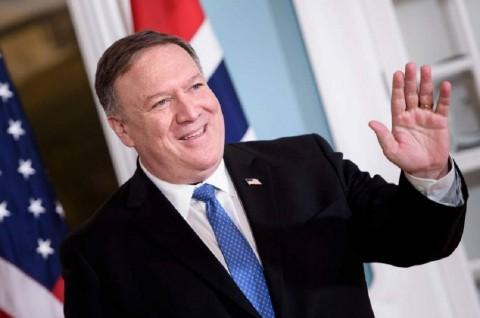 Pompeo akan Temui Negosiator Taliban Jelang Penarikan Pasukan AS