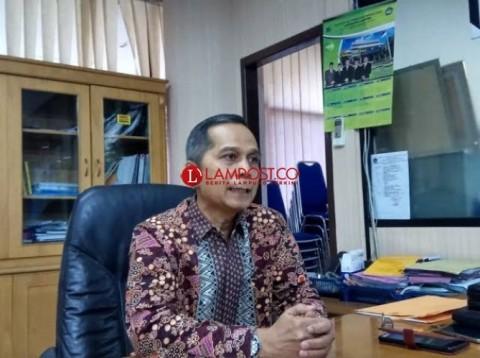 Rektor Unila Positif Covid-19