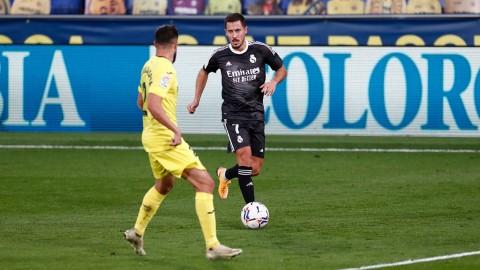 Villarreal vs Madrid: Los Blancos Terpaksa Berbagi Poin