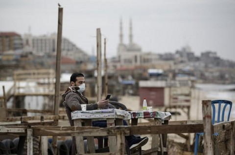 Kasus Covid-19 di Gaza Melonjak, Harus Lockdown?