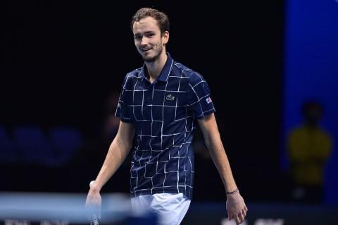 Daniil Medvedev Kubur Asa Rafael Nadal di ATP Finals