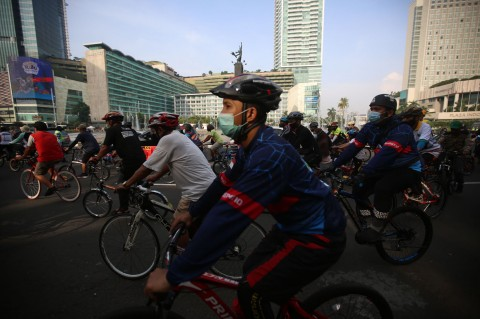 PSBB Transisi DKI Jakarta Berakhir Hari Ini