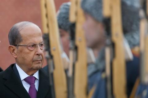 Presiden Lebanon Serukan Persatuan Nasional di HUT Kemerdekaan