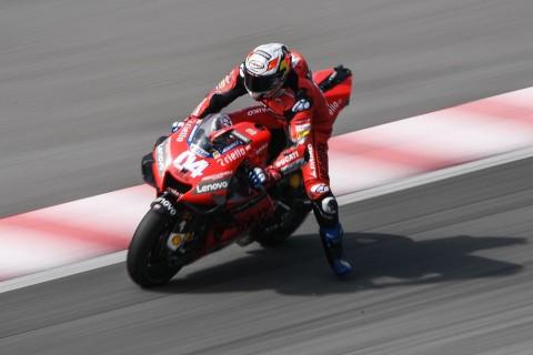 Salam Perpisahan Andrea Dovizioso kepada Ducati