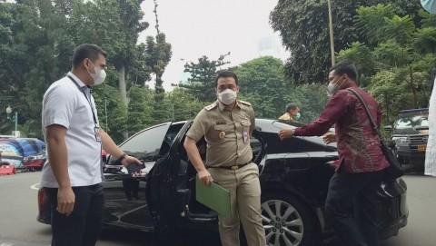 Wagub DKI Janji Blak-blakan Terkait Acara Rizieq kepada Polisi