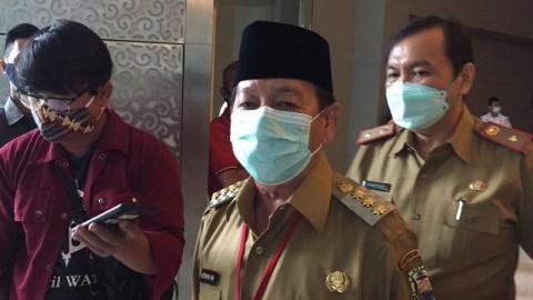 Dua Pejabat Pemkot Bandar Lampung Terpapar Covid-19