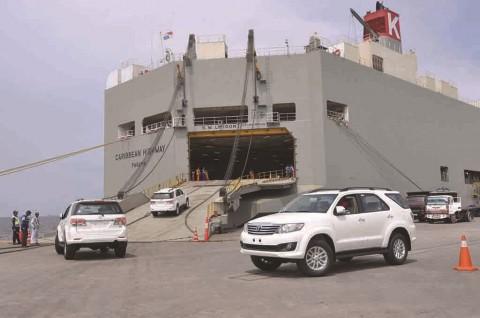 Merangsang Produktivitas Otomotif Melalui Pelabuhan Patimban