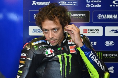 Persembahkan Empat Gelar Juara Dunia, Rossi Berpisah dengan Pabrikan Yamaha