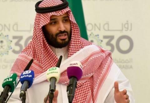 PM Israel Diam-Diam Bertemu Putra Mahkota Arab Saudi