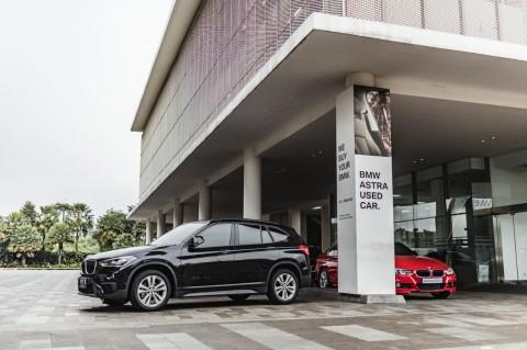 BMW Astra Siapkan Rp100 Miliar untuk Bisnis Mobil Bekas