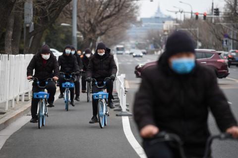 Ekspor Sepeda Tiongkok Naik Pesat