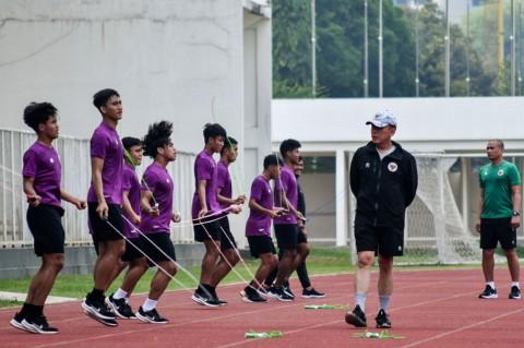 Dua Pemain Timnas U-19 Dicoret karena Tidak Disiplin