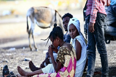 Konflik Tigray: 45 Ribu Warga Ethiopia Mengungsi ke Sudan
