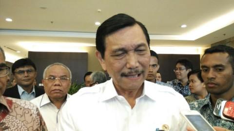 Luhut: AS Kagum dengan Visi Presiden Jokowi
